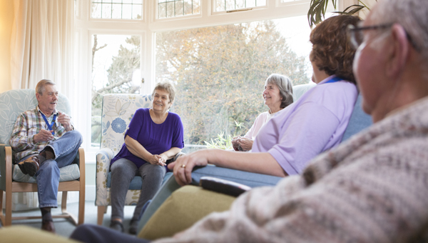 General resources for HCP in care homes