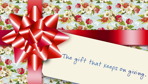 Gift Vouchers for a birthday
