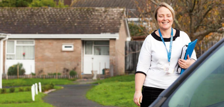 Hospice Nurses working throughout the community