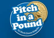Pitch in a Pound