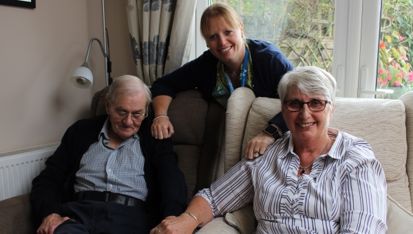 Hospice Care Week: Caring for Eric with MND   North Devon