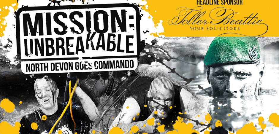 Mission:Unbreakable - Sign up now!