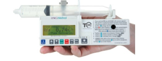 Use of McKinley T34 Syringe Driver in End of Life Care