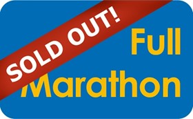 Full marathon sold out
