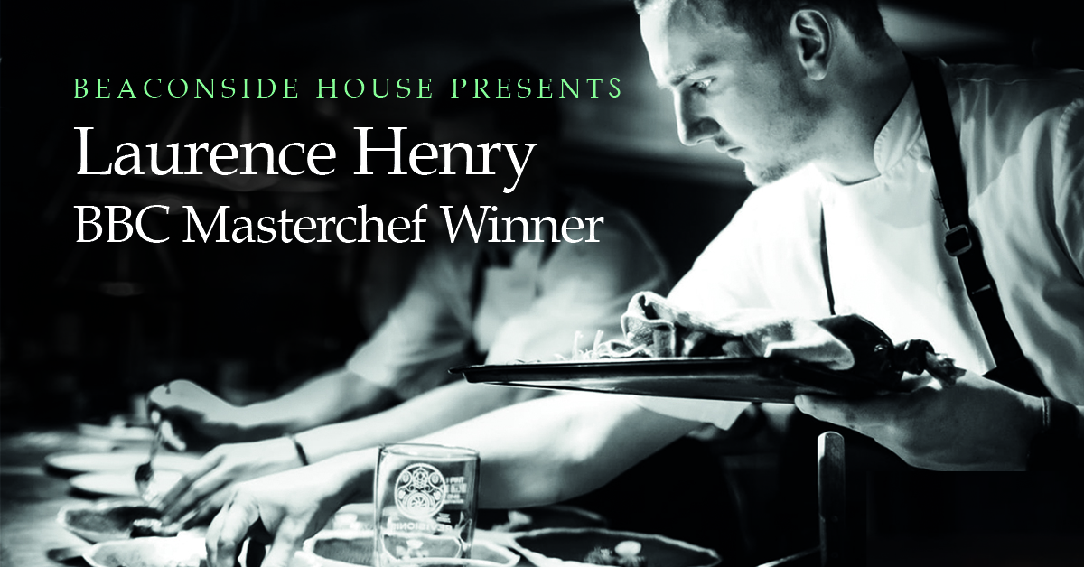 Beaconside House Presents: An evening with Laurence Henry
