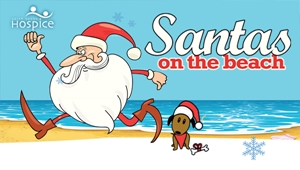 Santas on the Beach - thank you for signing up 2019