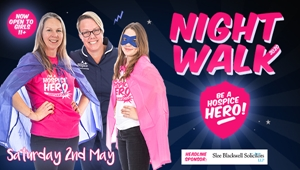 Thank you for signing up - Nightwalk 2020