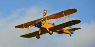 Wingwalk for North Devon Hospice