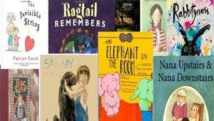Bereavement books for children