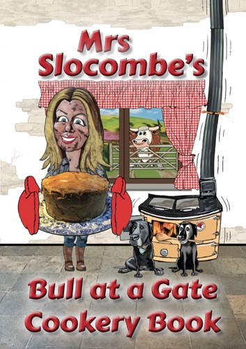 Bull at a Gate Cookery Book cover