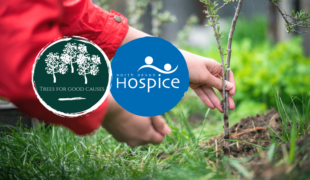 Save the planet and support your hospice