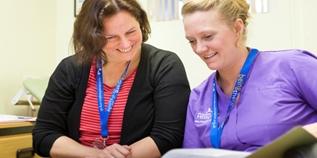 Working for North Devon Hospice
